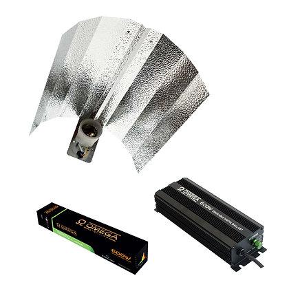 Eurowing OMEGA DIGI-PRO Light Kit 600w