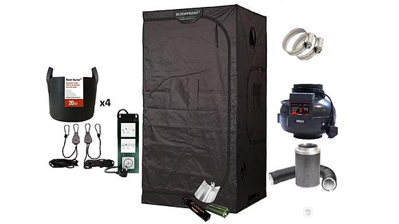 120 X 120 X 200CM Premium Tent Kit