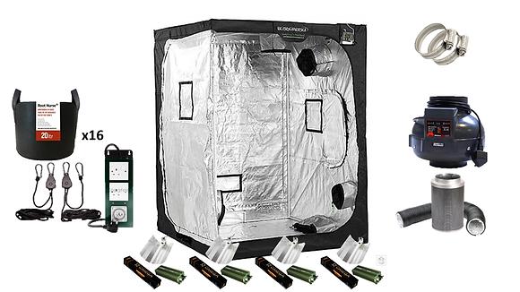 200 X 200 X 200CM Premium Tent Kit