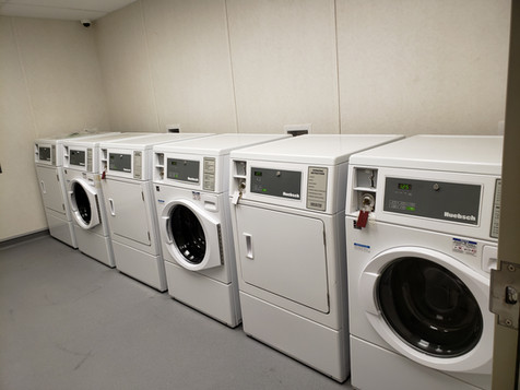 Coin Laundry Machines