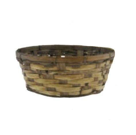 brown dish basket