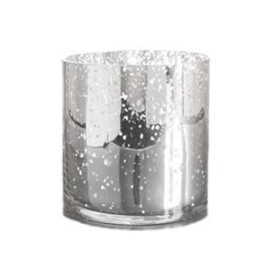 silver cylinder