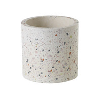 terrazzo cylinder