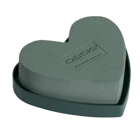 oasis® mini solid heart