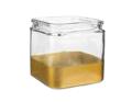 gold dip cube
