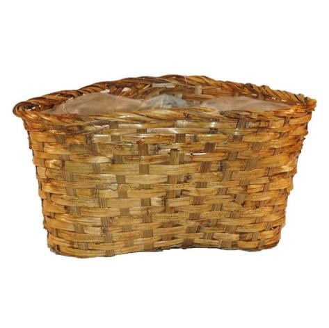 triple peanut basket