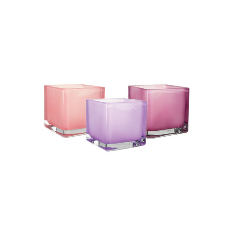 bloomberry frost glass cube