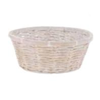 white wash dish basket