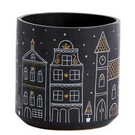 winter's night pot