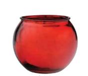 ruby bubble bowl