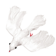 handy floral™ doves