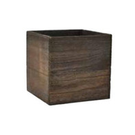 dark washed cube