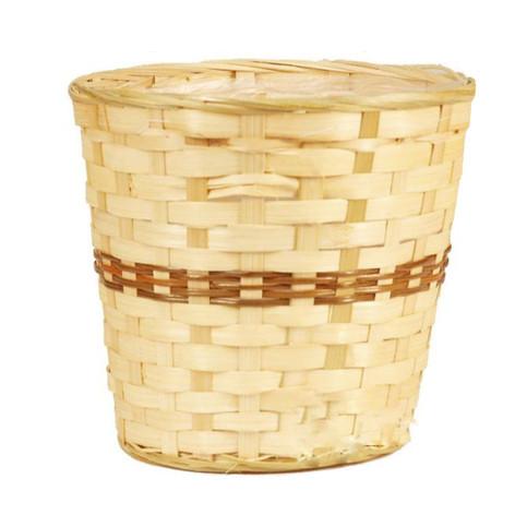 natural bamboo pot cover
