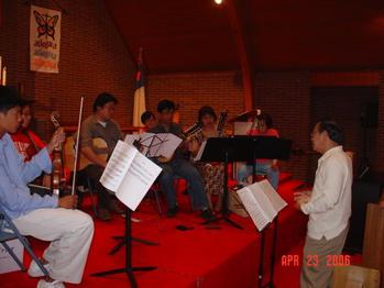 Bayani and Sampaguita String Ensemble
