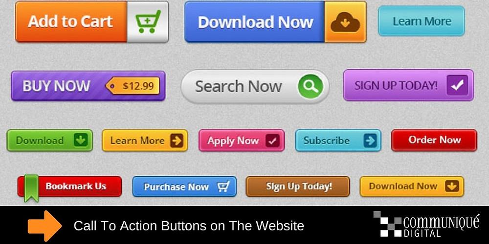 Call To Action - Communique Digital