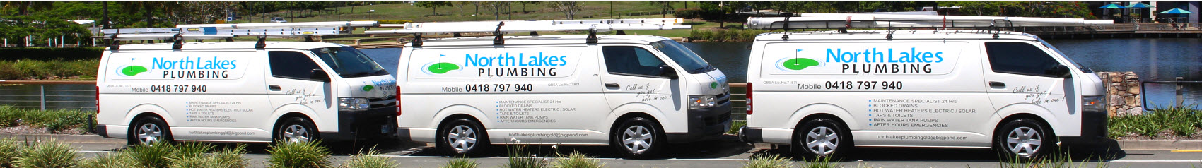 North Lakes Plumbing have plumbers all over Brisbane to provide after hours and emergency residential and commercial plumber, hotwater and gasfitting services.