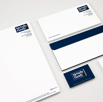 Corporate identity and printing.
