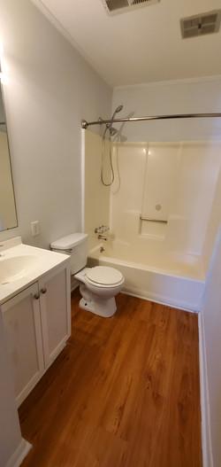 Standard Package:  Master Bathroom