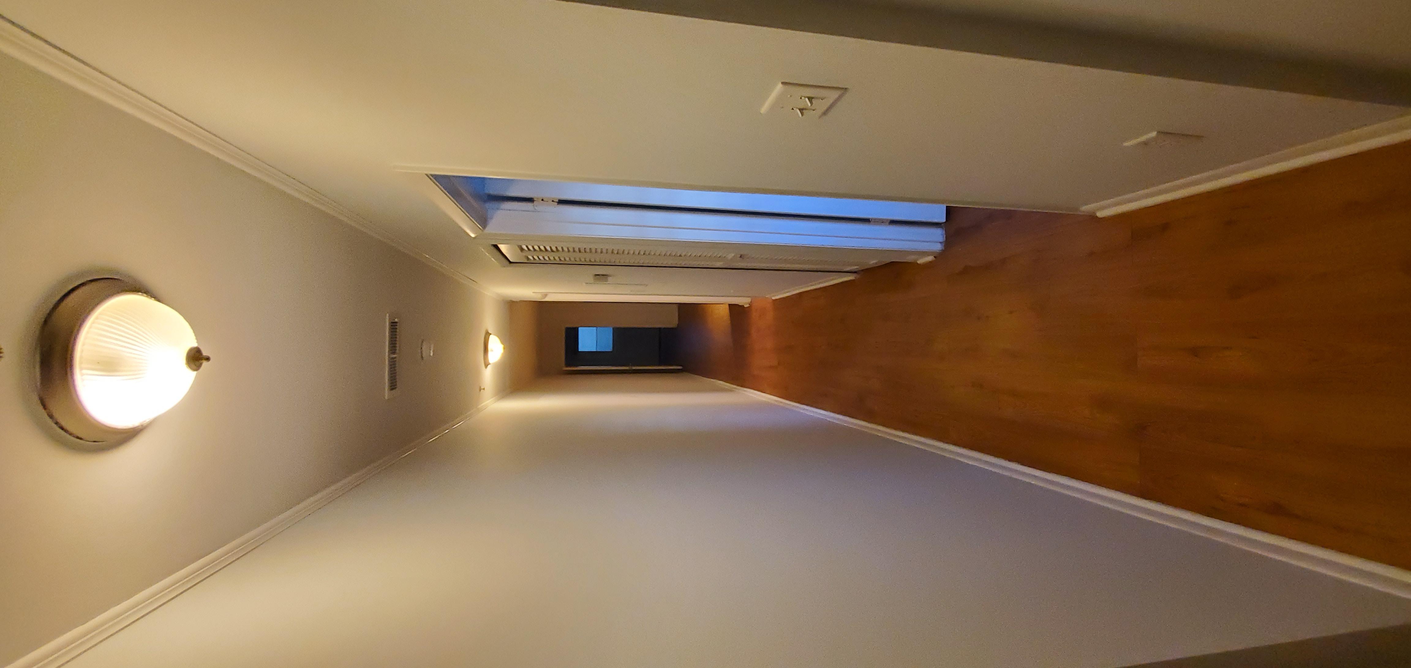 Standard Package:  Hallway