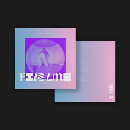 Fine Line Album Redesign