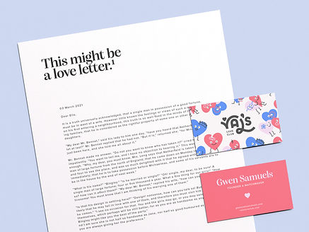 Val's Stationery