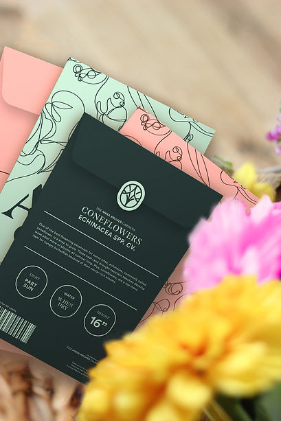 Anna Archer Seed Packets
