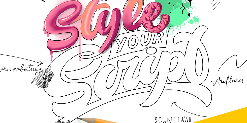 LearnUp! Workshop - Style your Script