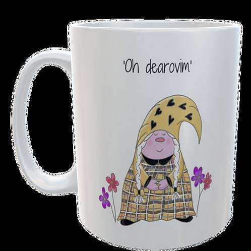 Dearovim Cornish Gnome Mug