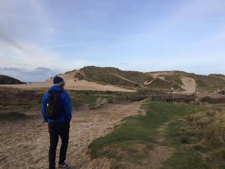 Cornish Coast Path Challenge- Holywell to Polly Joke