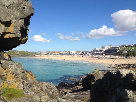 Cornish Coast Path Challenge- Carbis Bay to St Ives