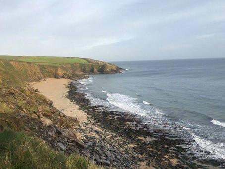 Cornish Coast Path Challenge- Porscatho to St Antony Head