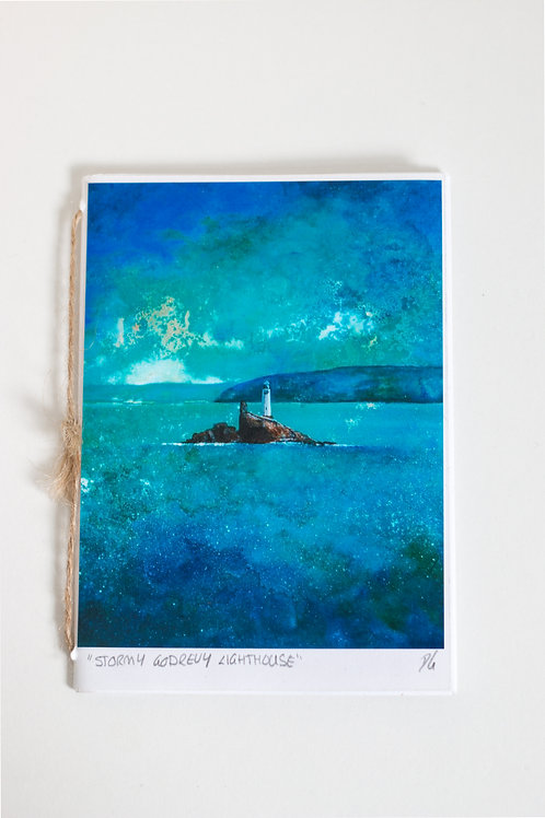 Godrevy Painting Notebook