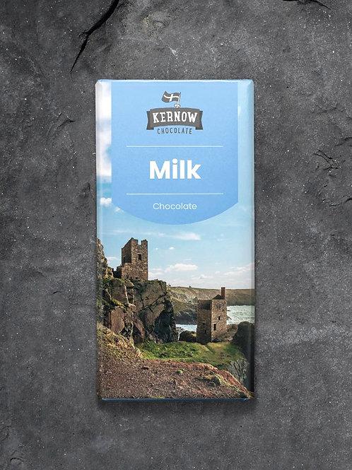 Kernow Milk Chocolate Bar