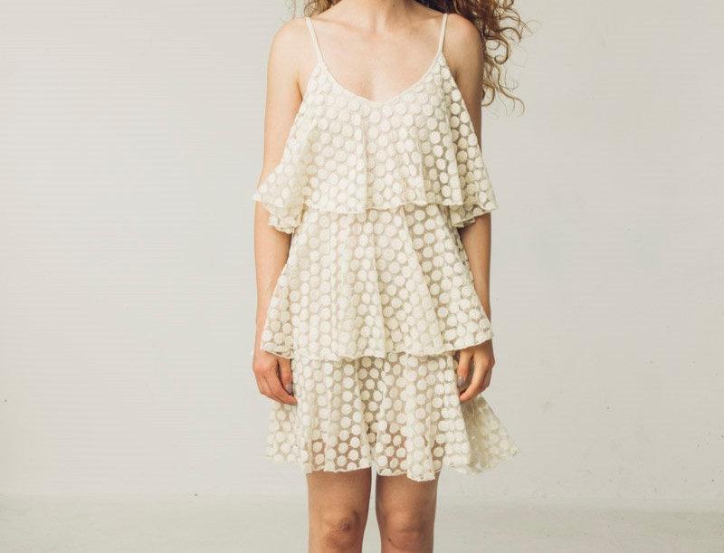 SHORT DRESS lena