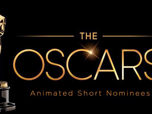 Academy Awards 2021 Short Film Nominees: Animation