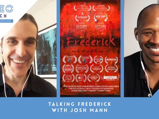 Talking 'Frederick' with Josh Mann