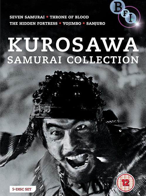 Akira Kurosawa Samurai Collection (DVD)