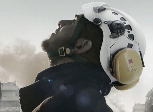 Oscars Highlights 2017: The White Helmets