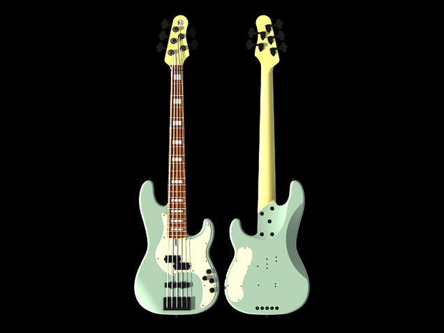 Bassworks, bass, Fender, Precision, Jazz, luthiery