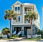 1809 Seaside Drive, Beachfront Single Family Home Galveston, Texas
