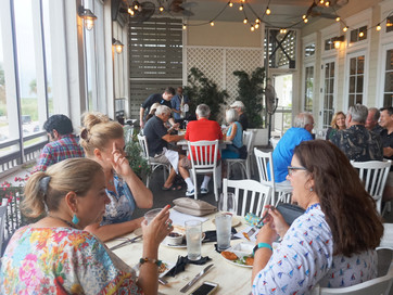 Live music at the Porch Cafe