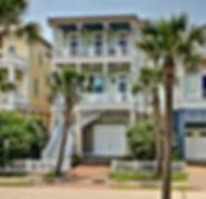2633 E. Seaside Drive, Beachfront Single Family Home Galveston, Texas
