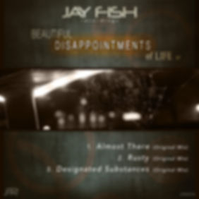 JFR007D - Beautiful Disappointments of Life EP Cover