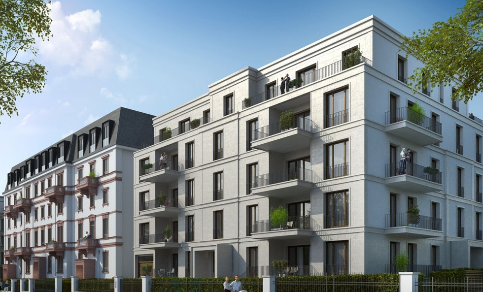 Real Estate Imagefilm for City1 Group Fr
