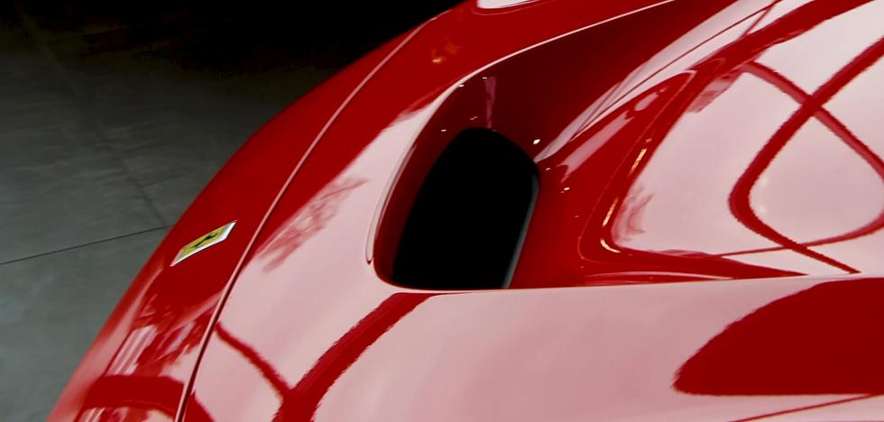 Ferrari B-Roll
