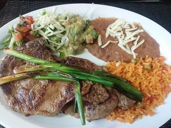 Carne Asada Plate (Special)