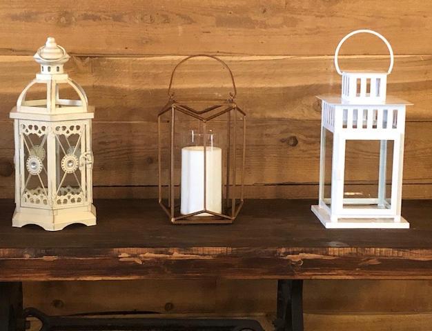 Decor Elements: Lanterns