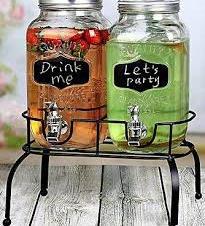 Double Drink Dispenser