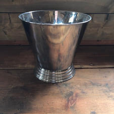 Large Silver bucket