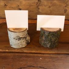 Wood Holders